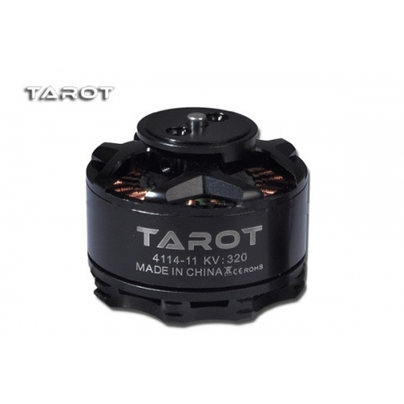 TATOR RC 4114 320KV multi rotor brushless motor black orange TL100B08 01 TL100B08 02