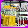 RL-XMS102 Продажа Коммерческая дешевая машина для щенков Slush одобренная CE каждая чаша 30 л