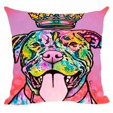 DecorativeThrow Pillow – Cover Pitbull Pillow Case