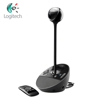 Logitech BCC950 Conference Cam Full HD 1080P Desktop Video Webcam for Private Offices Home Offices&Most Any Semi-private Space