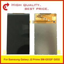 """10 יח\חבילה איכות מקורית 5.0 """"עבור Samsung Galaxy J2 ראש SM G532 G532 Lcd תצוגת מסך J2 ראש מסך OEM החלפה"""