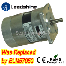 лучшая цена Leadshine BLM57025 NEMA 23 25W Brushless DC servo motor  Incremental Encoder