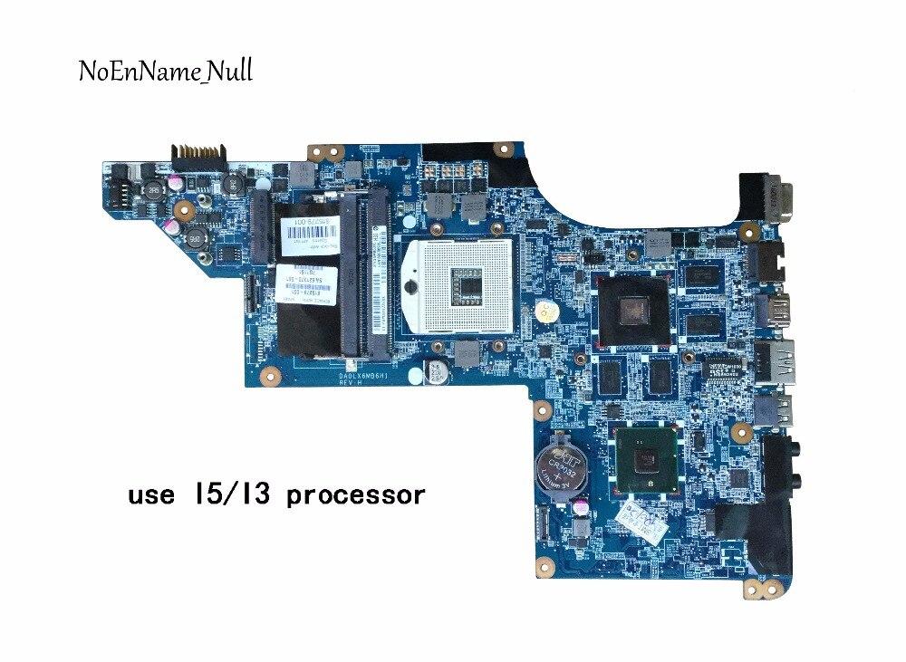 630279-001 Free Shipping 615279-001 603642-001 For HP Pavilion DV6 DV6-3000 Motherboard DA0LX6MB6F1 DA0LX6MB6H1 DA0LX6MB6G2