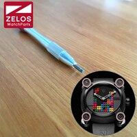 Steel quadruped watch bezel screwdriver for RJ Romain Jerome Moon Invader Watch case Open Tool
