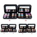 Новый Профессиональный 12 Цвет Ню Палитра Теней Для Макияжа Голый Смоки Shimmer Eye Shadow Palette Set Пигмент Тени Для Век С Кистью