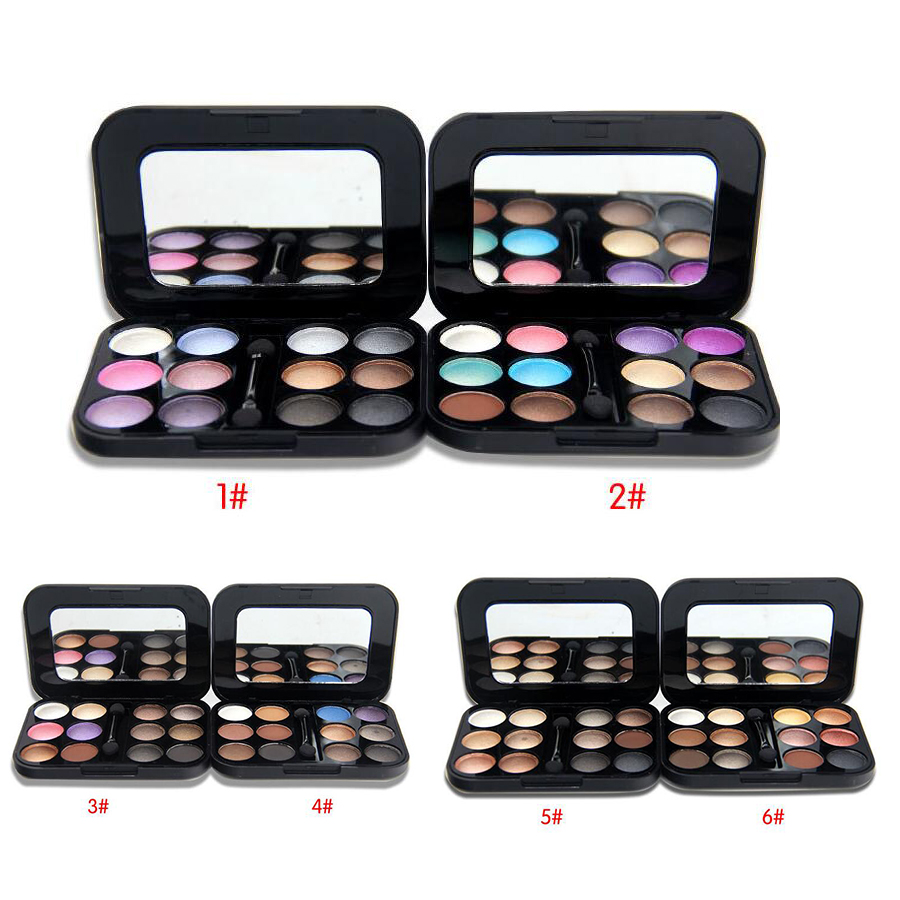 <font><b>New</b></font> <font><b>Professional</b></font> <font><b>12</b></font> <font><b>Color</b></font> <font><b>Nude</b></font> Eyeshadow Palette Makeup Naked Smoky Shimmer <font><b>Eye</b></font> <font><b>Shadow</b></font> Palette Set Pigment Eyeshadow With Brush