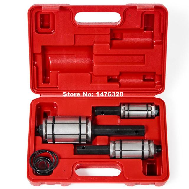 "1-1/8"" to 3-1/2"" 3PCS Automotive Exhaust Muffler Tail Pipe Expander Tool Set AT2013"