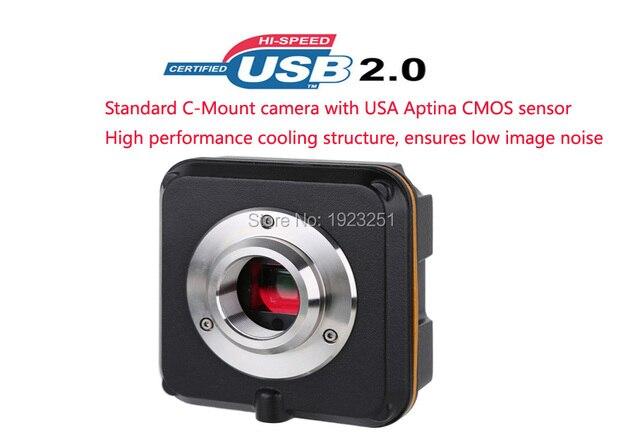 Free shipping,3.1M,USB2.0 High speed microscope digital camera-C