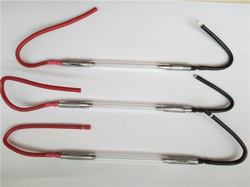Lampe ipl 7*65*130mm rajeunissement de la peau lampe xénon IPL de haute qualité et grande valeur 3 pièces
