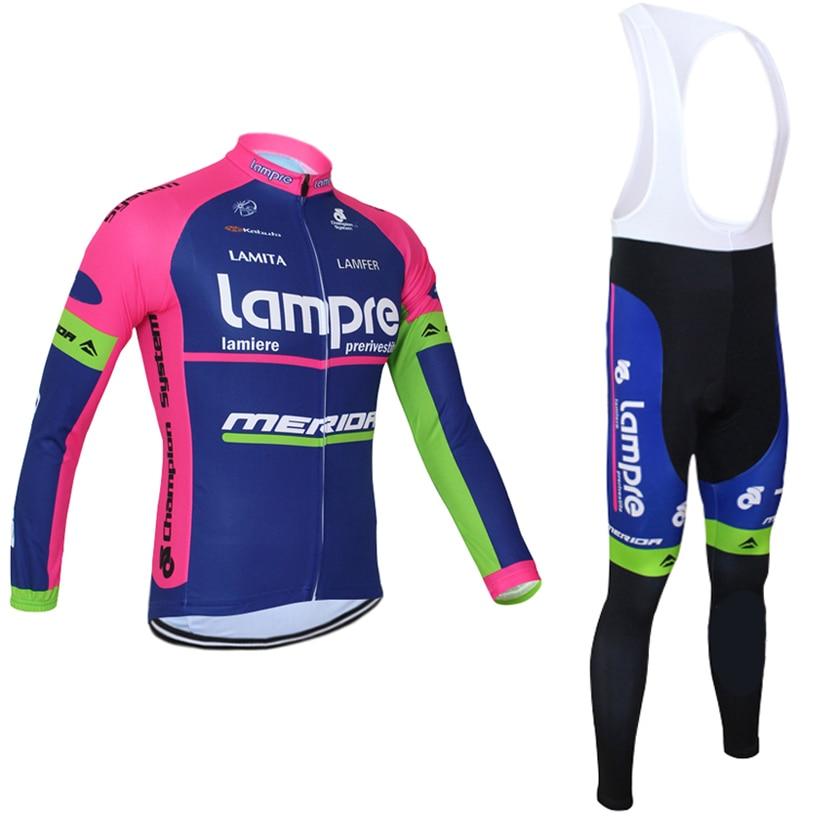 ФОТО 2016 Merida Lampre Fluorescencia Cycling Jersey Mtb Bicycle Bike Wear Clothes Short Maillot Roupa Ropa De Ciclismo Hombre Verano