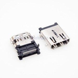 Interface 19 broches avec Jack HDMI, 5 pièces, version étendue, SMT