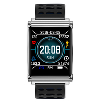 SANDA N98 Smart Men Women Digital Wristwatches Fitness Tracker Heart Rate Monitor Blood Pressure Smartwatch For IOS Android