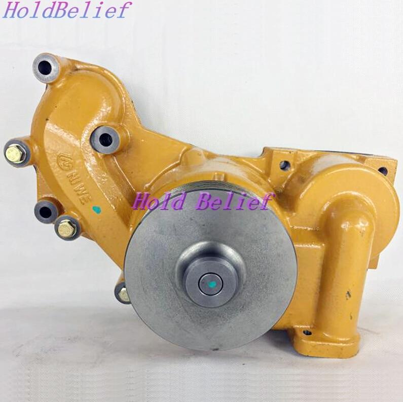 New Water Pump 6221-61-1102 for Komatsu 6D108 Engine Excavator PC300-6