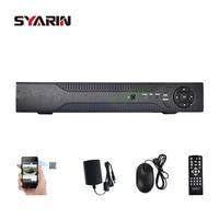 Fast Express AHD 720P 960H Realtime HDMI 1080P 8ch Cctv Hybrid Dvr NVR Recorder HI3521 For