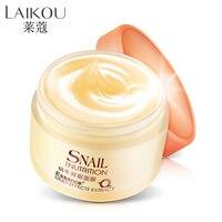 Snail Multi Effect Nourish Sleeping Mask No Clean Mask Acne Treatment Anti Aging Moisturizing Oil Control