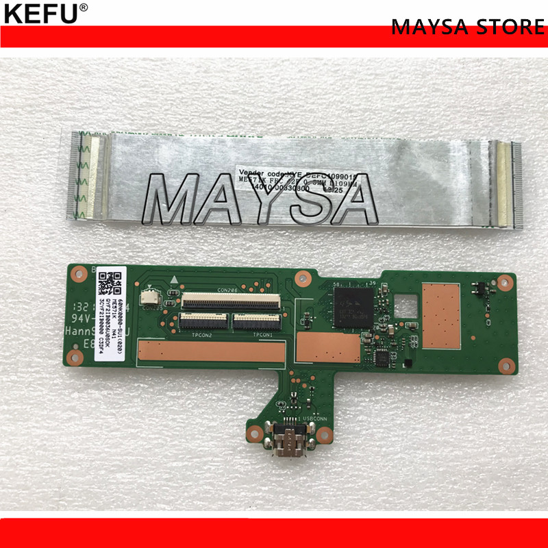 ME571K REV:1.4 Fit For Asus Nexus 7 2nd Dock Connector Charging Board Connector USB Board ME571K Repair Parts