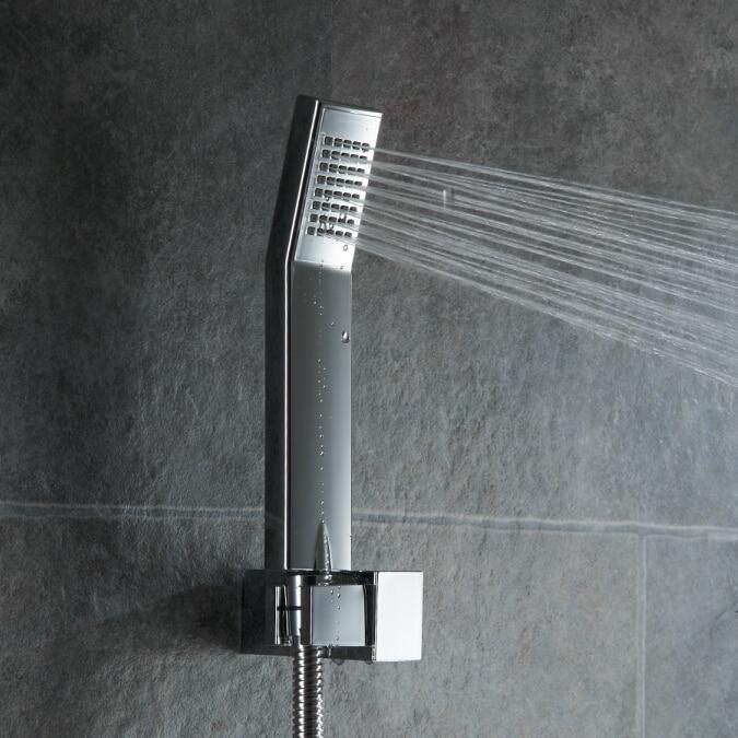 BECOLA fashion hand shower plastic hand shower free shipping