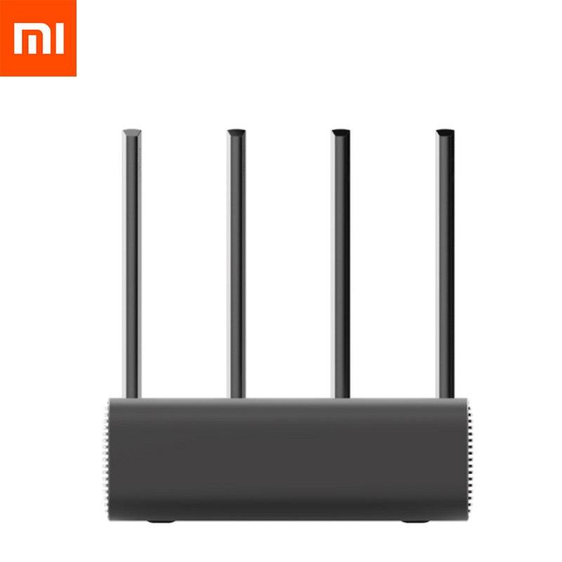 Original Xiao mi WiFi routeur sans fil Pro répéteur 1733Mbps double ROM 256 2.4G & 5G Flash avec 4 antennes Signal Booster réseau