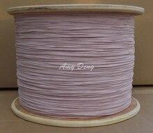 50 м/лот Бесплатная доставка 0.1×120 новый litz wire strands