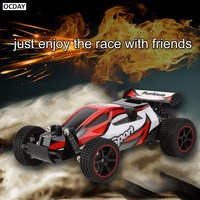 RC Car 4WD 2.4GHz 4CH 1:20 Radio Management Remote Control Car Toys Model Off Road Vehicle Toy High Speed Remote Control Car