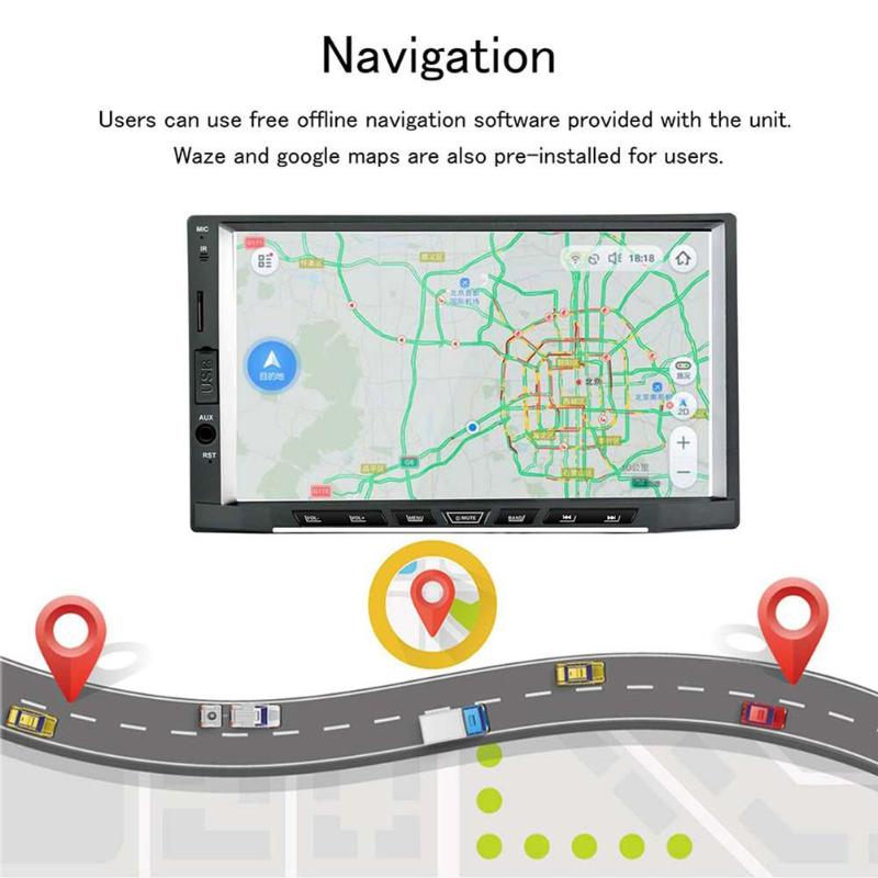 GPS 2 Player Touch 6
