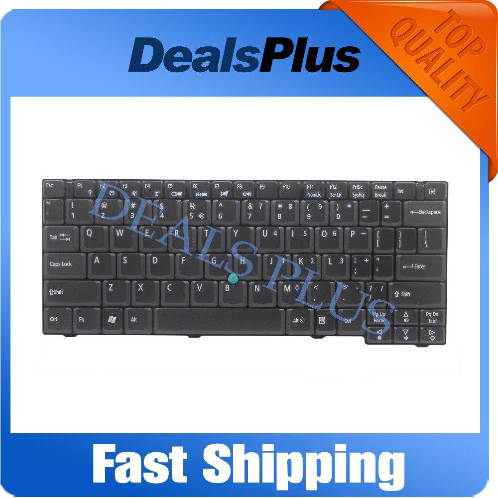 Фирменная Новинка для ACER C200 C210 серии 9J. N4282.B1D US клавиатура черный