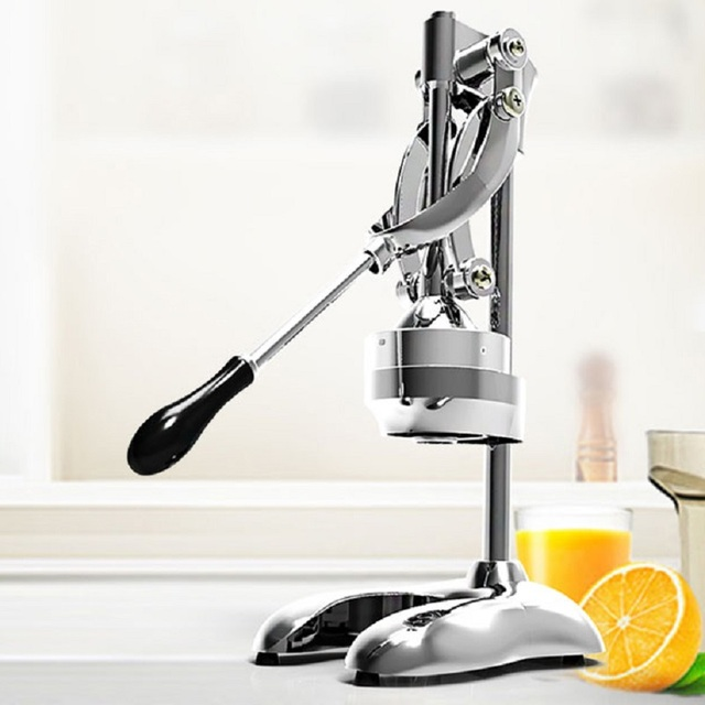 WantJoin Stainless Steel press juicer Lemon Oranges queezer Commercial Pomegranate Fruit Juice Extractor Press juicer maker home 5
