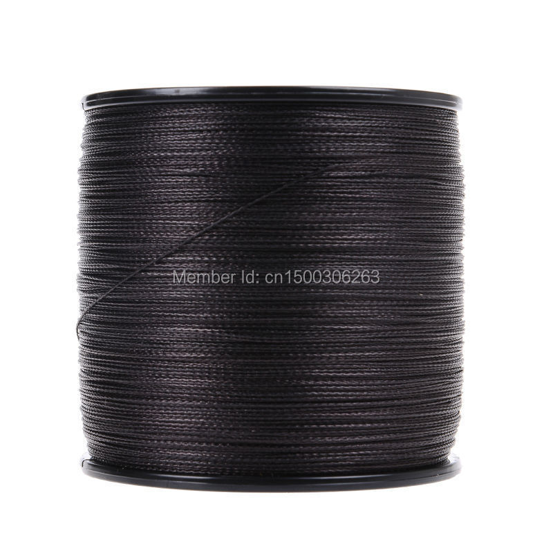 4 strands 500M black (1)