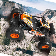 RC Car 2.4G 4CH Rock Crawlers Driving Drive Bigfoot Electric 1:18 1:20 High Speed Remote Control Car Model OffRoad Vehicle Toy kids electric 2 4g 4ch 4wd beach rock crawlers rc car toy 1 22 scale 4wd high speed remote control dirt bike off road car toy