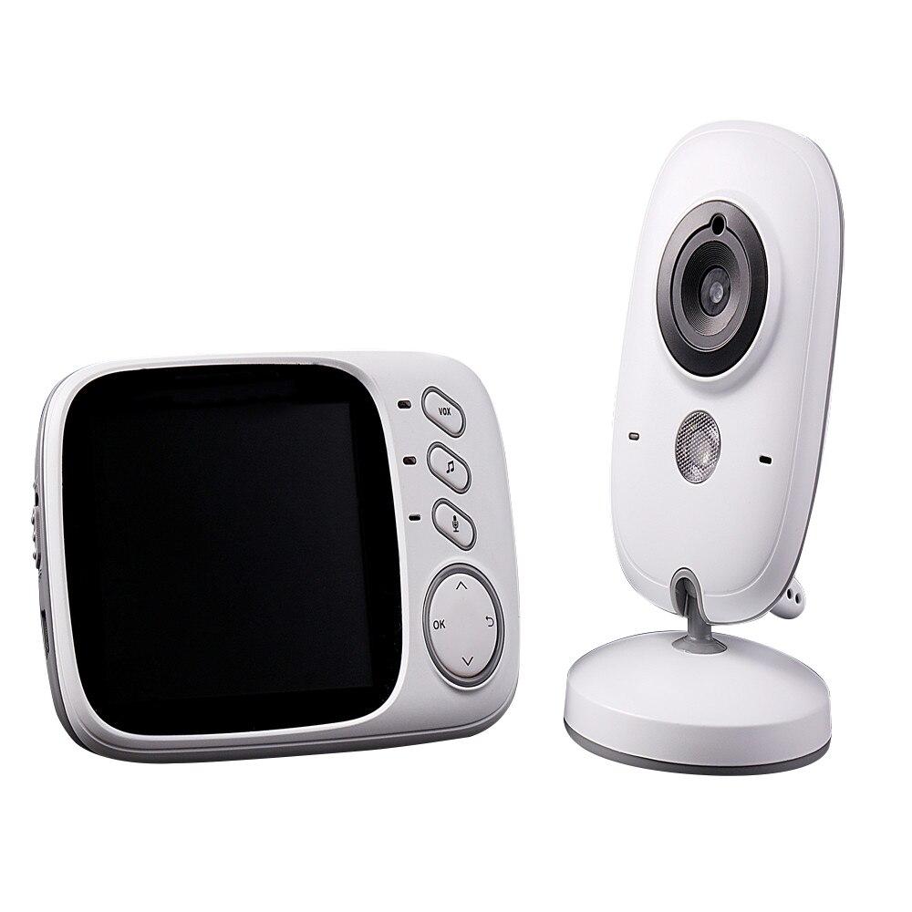 VB603 Nouveau Bébé Moniteur avec Caméra bidirectionnelle Interphone Talkie Walkie Intelligente Alarme Surveillance Mobile Sans Fil Bébé Moniteur