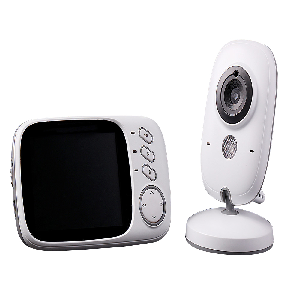 VB603 Nouveau moniteur pour bébé avec Caméra bidirectionnelle Interphone Talkie Walkie Intelligente Alarme Surveillance Mobile Sans Fil moniteur pour bébé