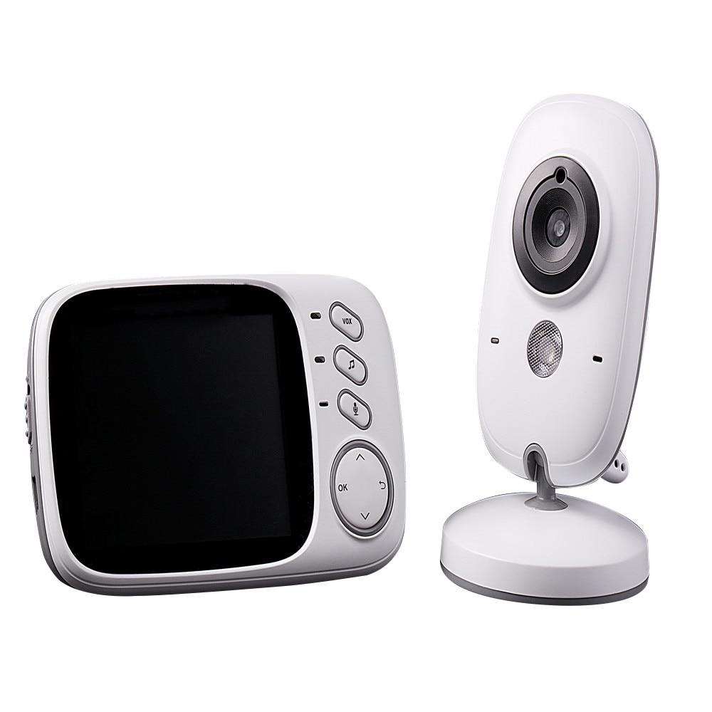 VB603 Nouveau moniteur pour bébé avec Caméra bidirectionnelle Interphone Talkie Walkie Intelligente Alarme Surveillance Mobile Sans Fil moniteur pour bébé