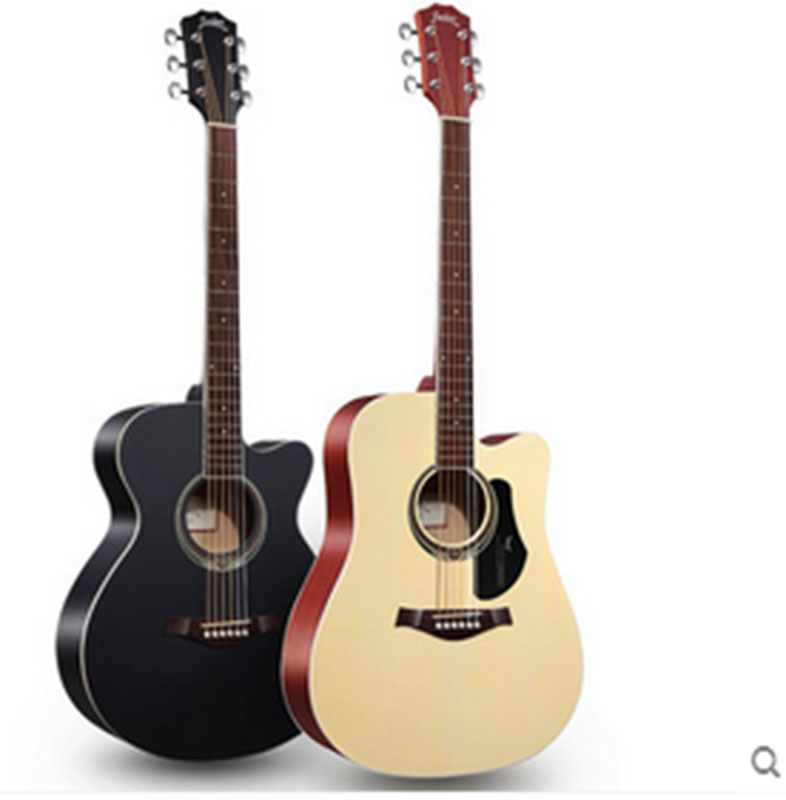 Guitar guitar 41 inch 40 inch acoustic guitar beginner beginner practice guitar student male and female musical instruments diduo 40 inch 41 acoustic guitar beginner entry student male and female instrument wound guitarra