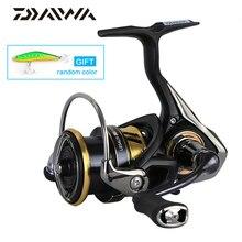 DAIWA LEGALIS LT 2 скорость 1000 2000 2500 3000 6000 5000 4000 Спиннинг рыбалка катушка низкая шестерни 5,2: 1 5BB LC-ABS Metail катушка