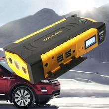 2016 Новый Автомобиль скачок стартер Большой расход воды Дизель Auto power bank для автомобиля автомобиль booster начать перемычка батареи