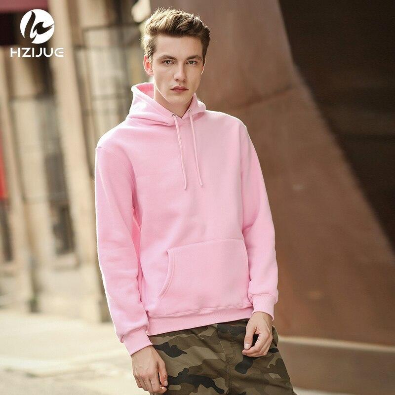 HZIJUE 2018 XXL Hoodie Streetwear Hip Hop Khaki Black gray ps