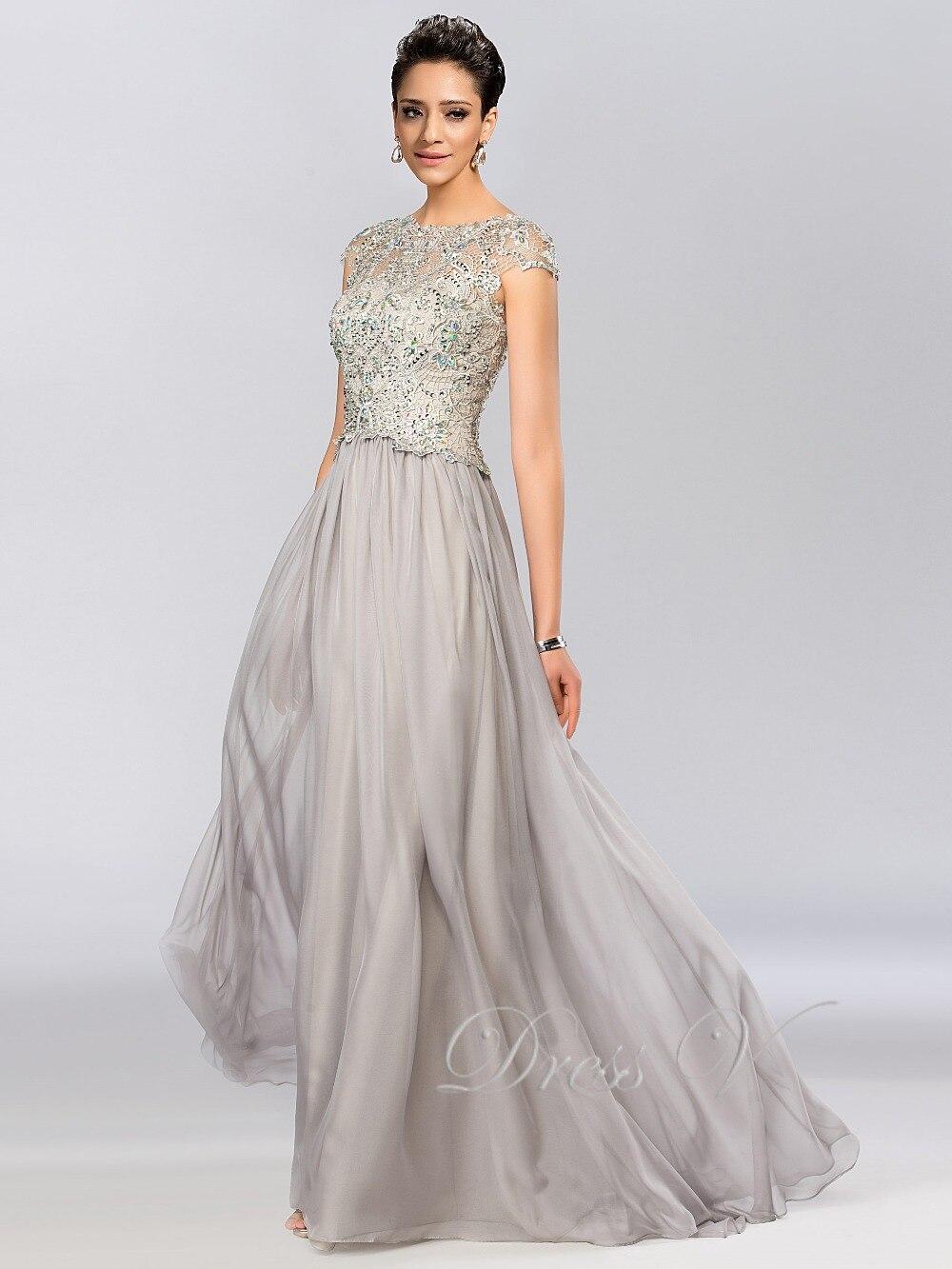 Grey Lace Prom Dresses 2017 – fashion dresses c44d802df680
