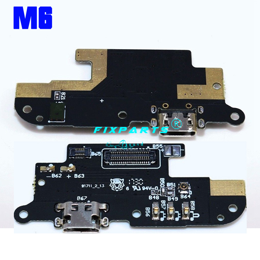 Meizu M1 M2 M3 M5 M6 Note U10 M3S Dock Port USB Charging Dock Charger Connector Plug Board Flex Cable Replacement Repair Parts (14)