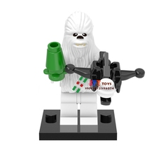 Única Venda de super-heróis de star wars Desonestos Um Chewbacca modelo de blocos de construção tijolos brinquedos para as crianças brinquedos menino