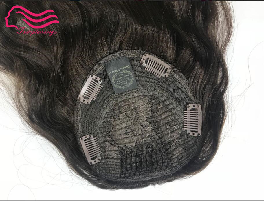 finest european virgin hair kosher kippah fall machine made not wig unprocessed jewish hair kippah fall