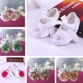 2015 Кот Крещение крещение девушка новорожденный обувь, малышей детская обувь фирменная, sapatos пункт menina, Zapatos Bebe