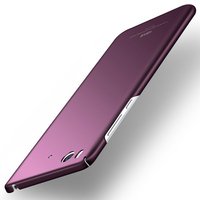100 Original MSVII Brand Xiaomi Mi5s Case Fashion Matte Hard Coque Back Cover Slim Phone