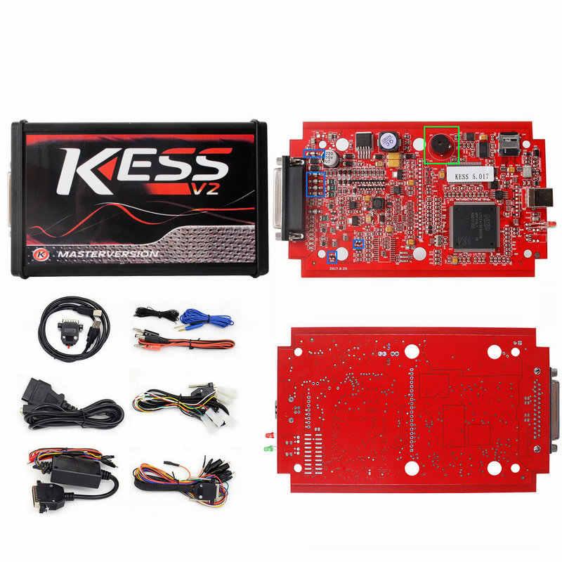 2019 ECU Chip Tuning ktag v7 020 With GPT Cable Kess ktag Kess V2 V5 017  V2 47 kess v2 Master Versionl bdm adapter