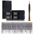 25 в 1 набор отверток Torx ferramentas herramientas Отвертки Установите Кошелек Инструменты для ремонта Для iphone 4s 5s ручной инструмент В наличии!