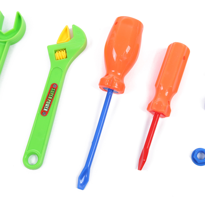 34X-Builder-Accessories-Set-Childs-Pretend-Play-Builders-Plastic-Fancy-Dress-Accessories-Set-Classic-Tool-Toys-Boys-Gifts-5
