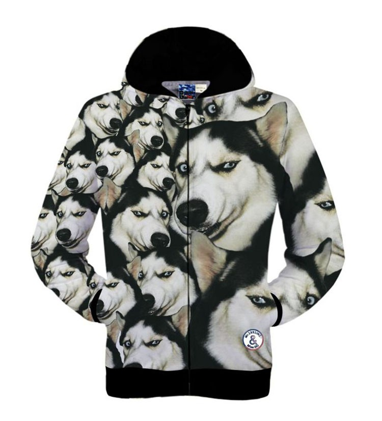 3D Hoodies Sweatshirt Men Harajuku Cute Funny Dog Cat Wolf Tiger Lion Panda Animal Print Hoodie Sportswear Autumn Coat Outerwear (84)