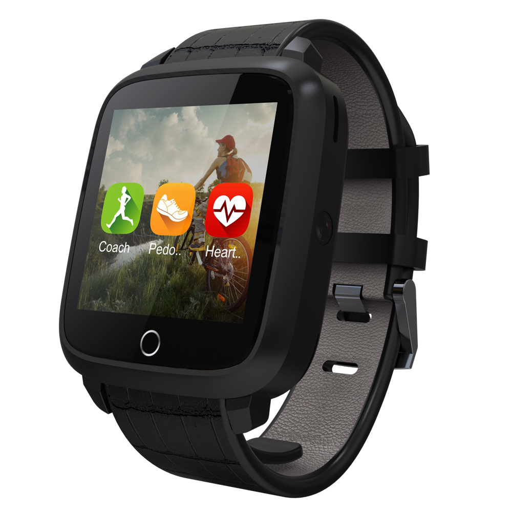 Uwatch U11S Smart Watch Bluetooth 4.0 WiFi GPS Heart Rate MTK6580 Quard Core 1G RAM 8G ROM Sports Smartwatch For Android iPhone no 1 d6 1 63 inch 3g smartwatch phone android 5 1 mtk6580 quad core 1 3ghz 1gb ram gps wifi bluetooth 4 0 heart rate monitoring