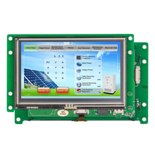 """Smart 4.3"""" TFT LCD Monitor With Uart Port"""