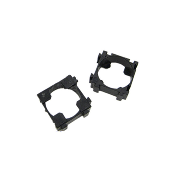 2PCS 1S 18650 lithium battery universal combination of fixed bracket ABS fire retardant plastic arbitrary combination buckle 1