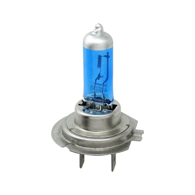 10 шт. H4/H7/H11/9005 55 W лампы суперяркие белые Автомобильные фары Противотуманные огни свет 12 V Автомобильные фары